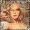 фентези аватар блондинки